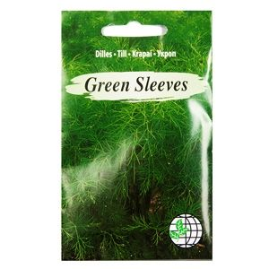 Dilles Green Sleeves